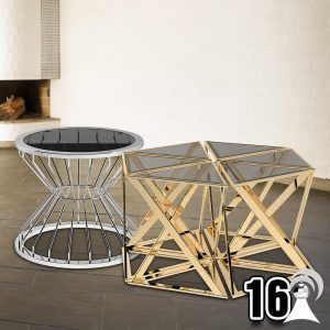 COFFEE TABLES & NESTING TABLES