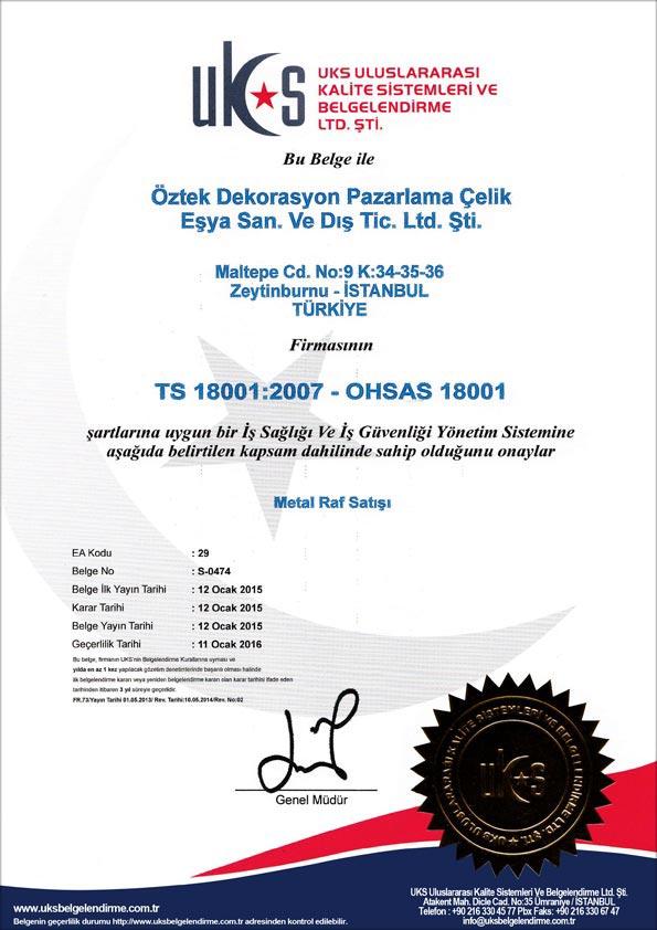 TS-18001-2007-OHSAS-180011